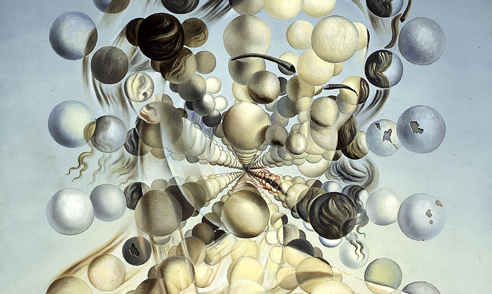 Музей Фаберже показывает живопись и графику Сальвадора Дали из его личной коллекции