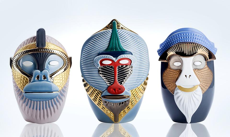 Избранные дизайнерские вещицы в Buro All Gallery